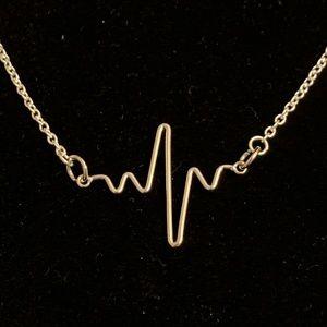 Jewelry - Heartbeat Pendant